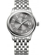 Maurice Lacroix LC6027-SS002-311 Mens Les Classiques Automatic Grey and Steel Watch