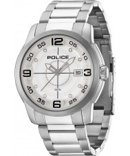 Police 14386JS-04M Mens Sniper Silver Watch