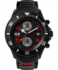 Ice-Watch CA.CH.BK.BB.S.15 Mens Ice-Carbon Black Chronograph Big Watch