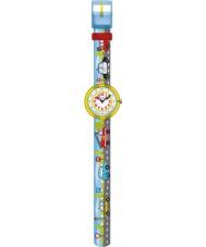 Flik Flak FBNP029 Boys Traffic Jam Multicolour Watch
