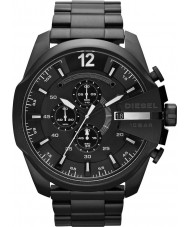 Diesel DZ4283 Mens Mega Chief Black IP Chronograph Watch