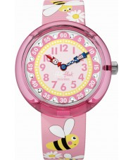 Flik Flak FBNP098 Girls Daisy Bee Watch