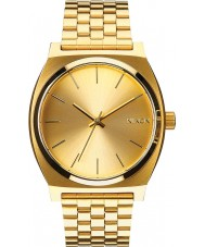 Nixon A045-511 Time Teller All Gold Watch
