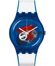 Swatch SUON112 New Gent - Clownfish Blue Watch