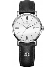 Maurice Lacroix EL1084-SS001-111-1 Ladies Eliros Black Leather Strap Watch