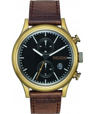 Nixon A1163-2539 Mens Station Watch