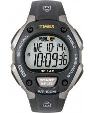 Timex T5E901 Black Ironman 30 Lap Full Size Sport Watch