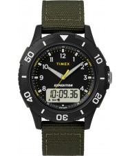Timex TW4B16600 Mens Expedition Combo Watch