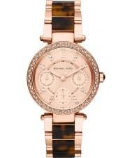Michael Kors MK5841 Ladies Parker Two Tone Bracelet Watch