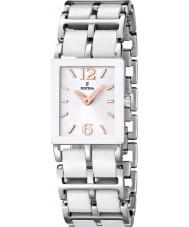 Festina F16625-2 Ladies Ceramic Inlay Steel Watch