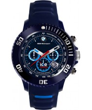 Ice-Watch 001131 Mens Big BMW Motorsport Exclusive Chronograph Blue Watch