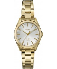 Timex TW2P81800 Ladies Chesapeake Gold Plated Bracelet Watch