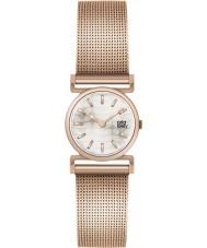 Orla Kiely OK4036 Ladies Cecelia Rose Gold Mesh Bracelet Watch