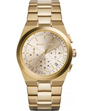Michael Kors MK5926 Ladies Channing Gold Chronograph Watch