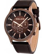 Police 15002JSBN-12 Mens Pace Watch