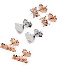 Emporio Armani EG3415221 Ladies Earrings Gift Set