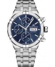 Maurice Lacroix AI6038-SS002-430-1 Mens Aikon Watch