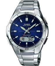 Casio WVA-M640D-2AER Mens Wave Ceptor Solar Powered Watch