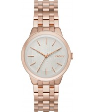 DKNY NY2383 Ladies Park Slope Rose Gold Plated Watch