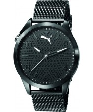 Puma PU103941003 Atomic Gunmetal Steel Bracelet Watch