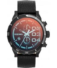Diesel DZ4311 Double Down IP Black Chronograph Watch