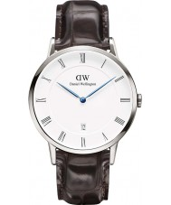 Daniel Wellington DW00100089 Mens Dapper 38mm York Silver Watch