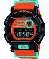 Casio GD-400DN-4ER Mens G-Shock World Time Orange Digital Watch