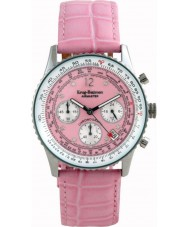 Krug-Baumen 400515DM Ladies Airmaster Diamond All Pink Watch