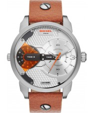 Diesel DZ7309 Mini Daddy Brown Multifunction Watch