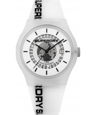 Superdry SYG168W Mens Urban Semi Opaque Watch
