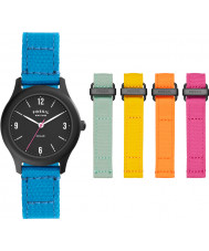 Fossil LE1112 Ladies Curator Watch and Straps Gift Set