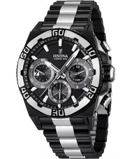 Festina F16660-1 Mens 2013 Limited Edition Chrono Bike Watch with Additional Rubber Strap
