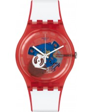 Swatch SUOR102 New Gent - Clownfish Red Watch