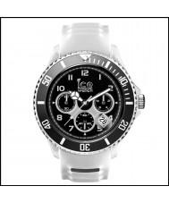 Ice-Watch SR.CH.WBK.BB.S.15 Mens Ice-Sporty Big White Chronograph Watch