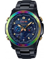 Casio EQW-T1010RB-2AER Mens Edifice Black Steel Bracelet Watch