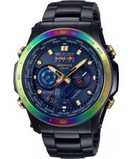 Casio EQW-T1010RB-2AER Mens Edifice Black Steel Bracelet Watch