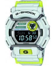 Casio GD-400DN-8ER Mens G-Shock World Time White Digital Watch