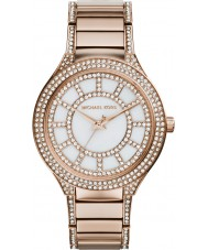 Michael Kors MK3313 Ladies Kerry Rose Gold Plated Bracelet Watch