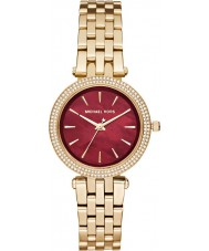 Michael Kors MK3583 Ladies Mini Darci Gold Steel Bracelet Watch