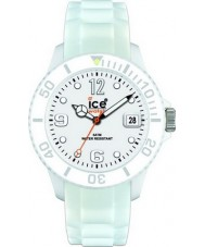 Ice-Watch SI.WE.U.S.12 Sili-White Dial Watch