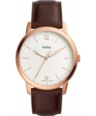 Fossil FS5463 Mens Minimalist Watch
