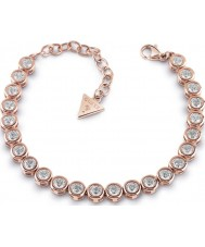 Guess UBB28128 Ladies Glitter Girl Bracelet