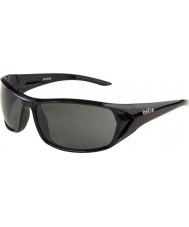 Bolle Blacktail Shiny Black TNS Sunglasses