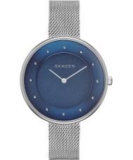 Skagen SKW2293 Ladies Gitte Silver Mesh Strap Watch