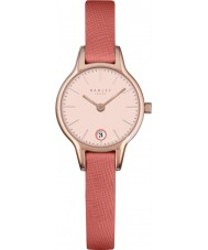 Radley RY2382 Ladies Long Acre Papaya Leather Strap Watch