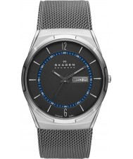 Skagen SKW6078 Mens Aktiv Grey Mesh Titanium Watch