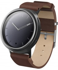 Misfit MIS5007 Phase Brown Leather Watch Compatible with Android and iOS