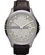 Armani Exchange AX2100 Mens Dark Brown Dress Watch