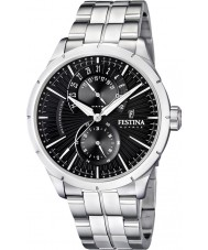 Festina F16632-4 Mens Multifunction Steel Watch