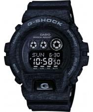 Casio GD-X6900HT-1ER Mens G-Shock World Time Black Digital Watch